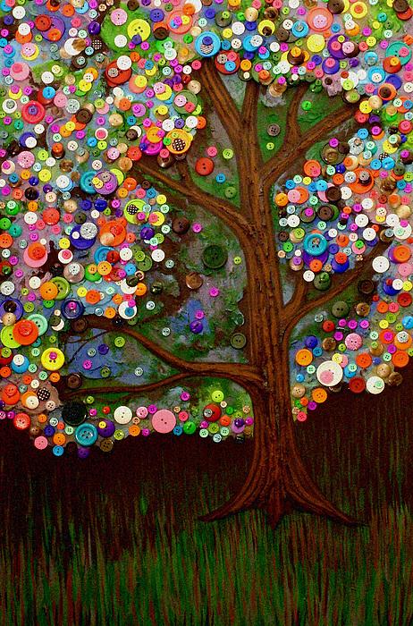 Monica Furlow - Button tree 0007