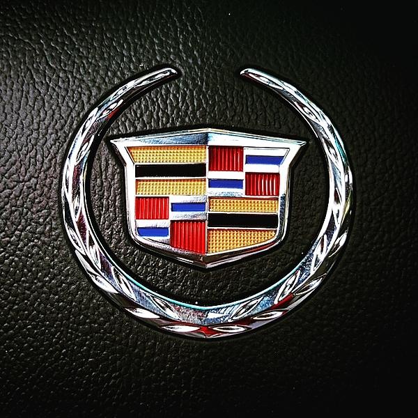 Cadillac Emblem iphone case