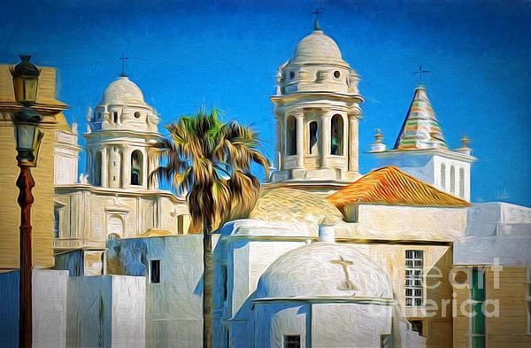 Sue Melvin - Cadiz Cathedral