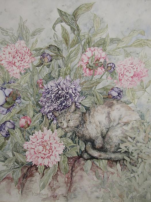 Kim Tran - Camouflaged