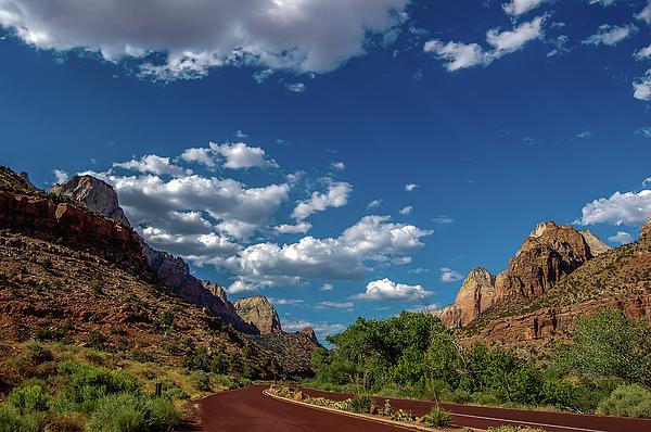 Bob Cuthbert - Canyon Junction, Zion