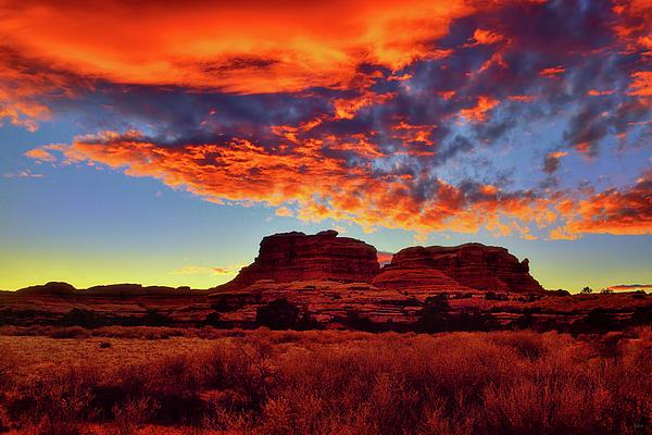 Greg Norrell - Canyonlands Sunset
