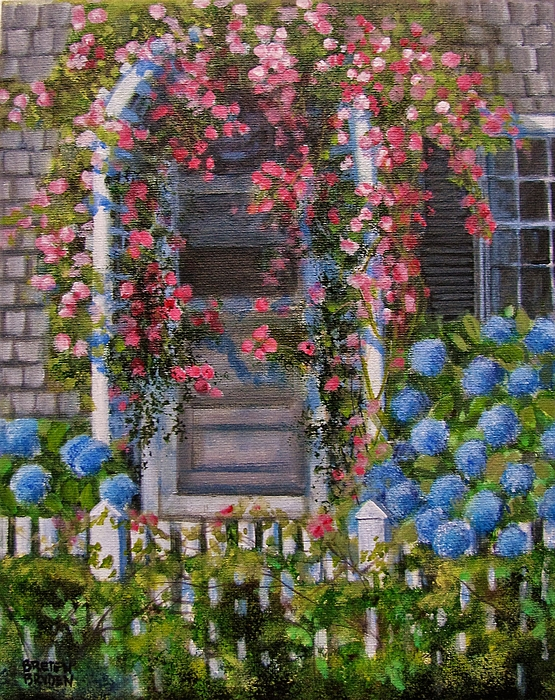 Breten Bryden - Cape Cod Doorway
