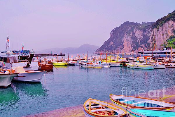 Rosalina Azaleavas - Capri - Island of Love