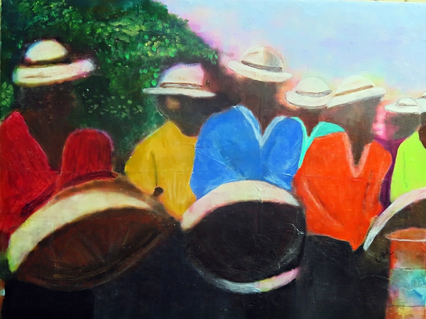 Waheeda Ramnath - Carnival Traditions