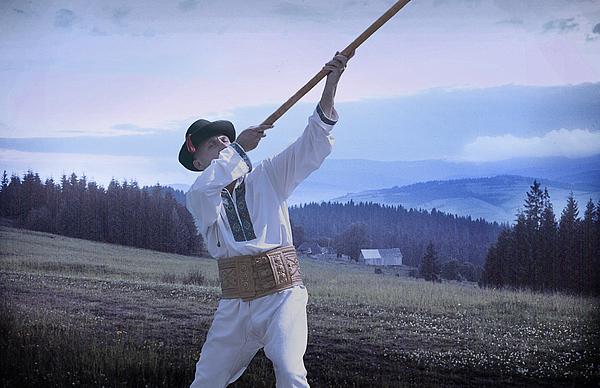 Yuri Lev - Carpathian Highlander