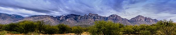 Catalina Mountains P1 Photograph