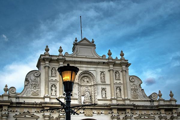 Totto Ponce - Catedral Antigua Guatemala - Guatemala IV