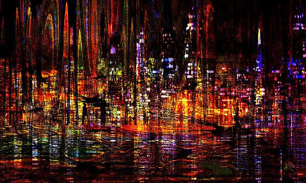 Kiki Art - Celebration in the City