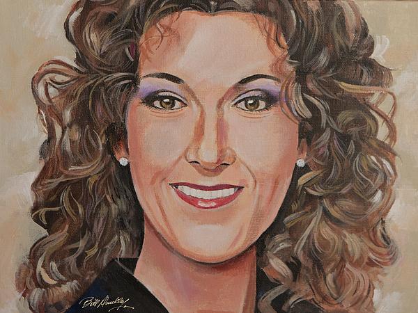Bill Dunkley - Celene Dion Portrait