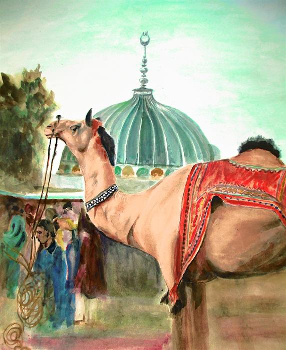 Khalid Saeed - Channan pir festival