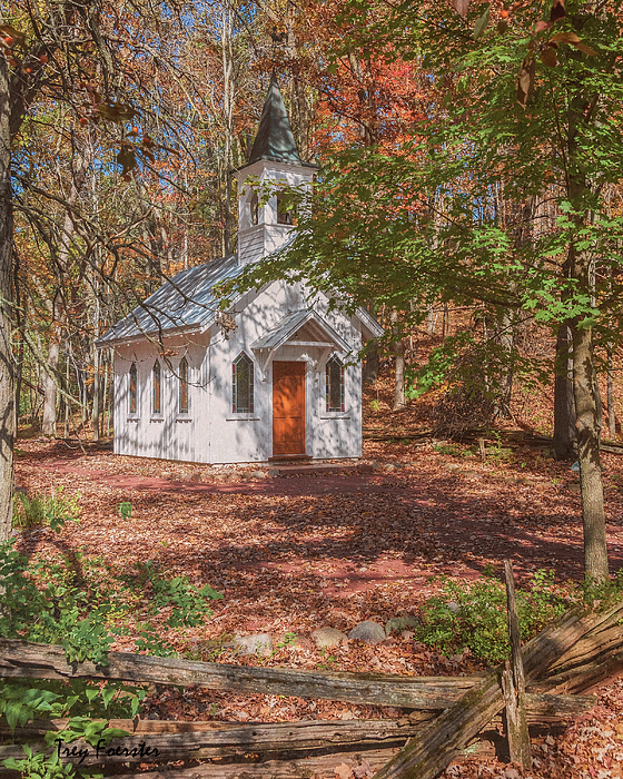 Trey Foerster - Chapel in Woods at Red Mill 3