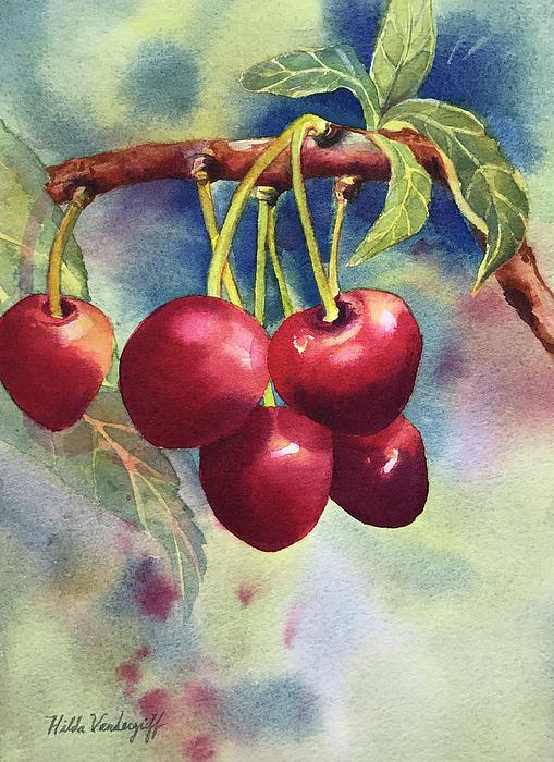 Hilda Vandergriff - Cherries