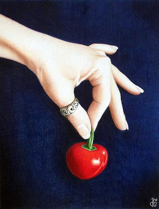 Danielle R T Haney - Cherry Bomb
