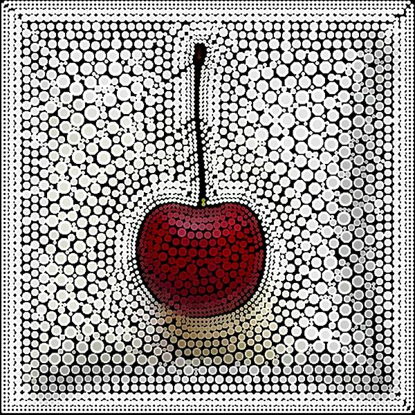 Mary Pille - Cherry Mosaic