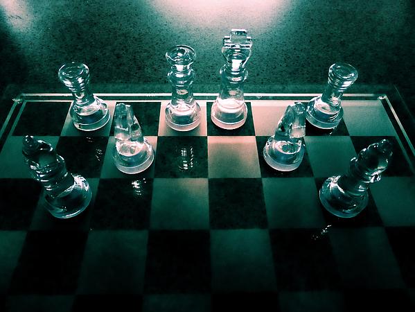 Steve Taylor - Chess Porn