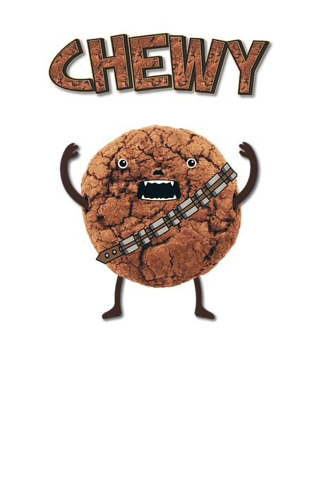 b2030ace7 ... featuring the painting Chewy Chocolate Cookie. Click and drag to  re-position the image, if desired.