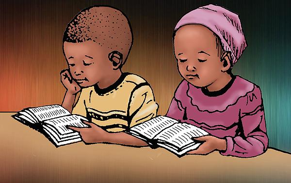 Olanrewaju B K - Children bible reading time