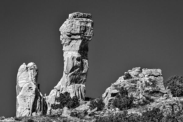Stuart Litoff - Chimney Rock - New Mexico #2