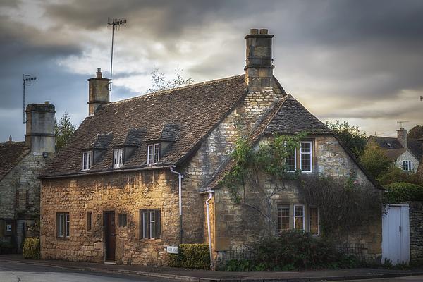 Chris Fletcher - Chipping Camden Cottage