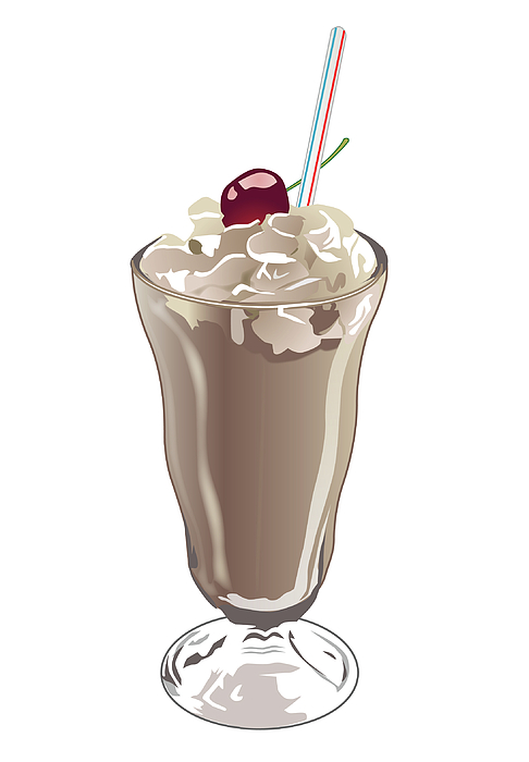 Joe Roselle - Chocolate Shake