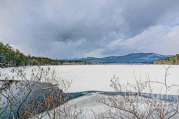 Mim White - Chocorua Winter