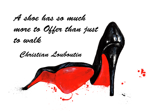 b4964e388a2 Christian Louboutin Shoes 4 Tote Bag