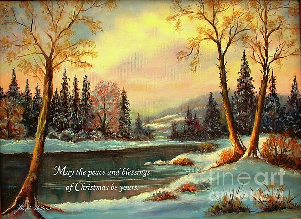 Hazel Holland - Christmas Peace