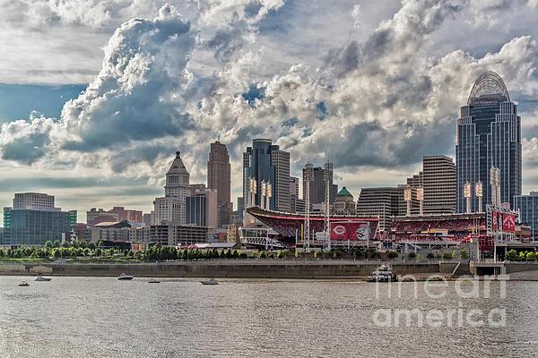 Teresa Jack - Cincinnati Reds Stadium