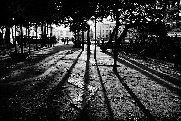 Karen Stahlros - City Shadows