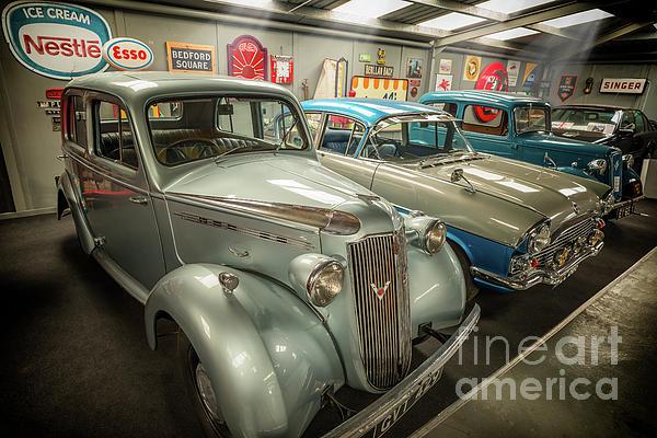 Adrian Evans - Classic Car Memorabilia