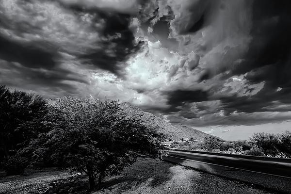 Cloud Drama H07 Photograph