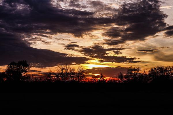 Lisa Bell - Cloudy Sunset