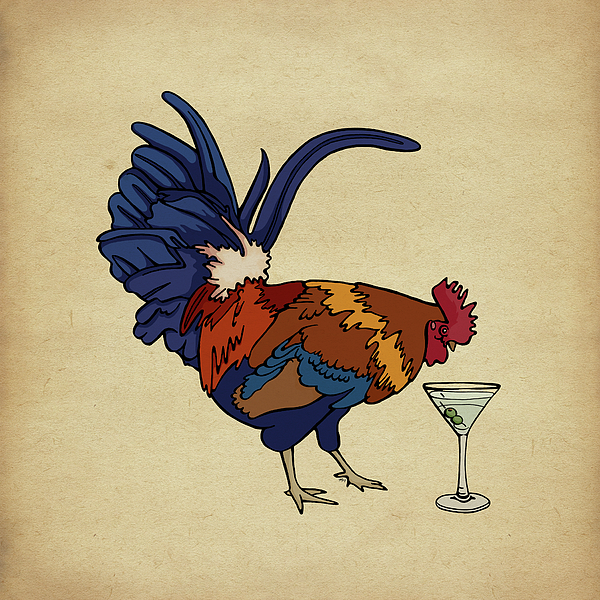 Meg Shearer - Cocktails