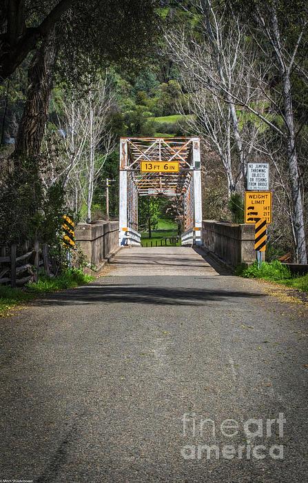 Mitch Shindelbower - Coloma Bridge