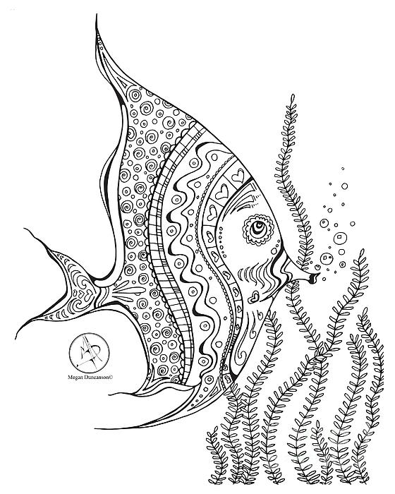 duncun coloring pages | Megan Duncanson - Website