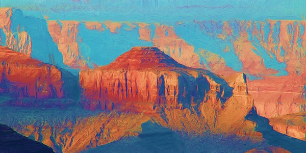 Heidi Smith - Colors Of The Southwest - Grand Canyon