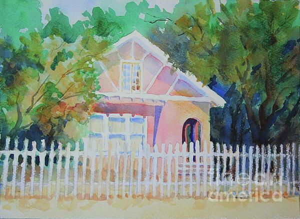 Marsha Reeves - Cottage on Park Street
