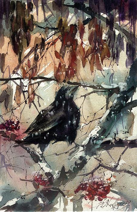 Pawel Gladkow - Crow