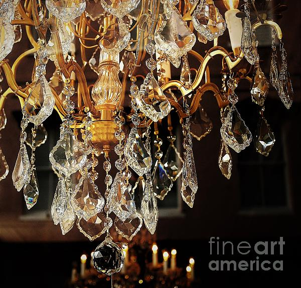Paulette Thomas - Crystal Chandelier