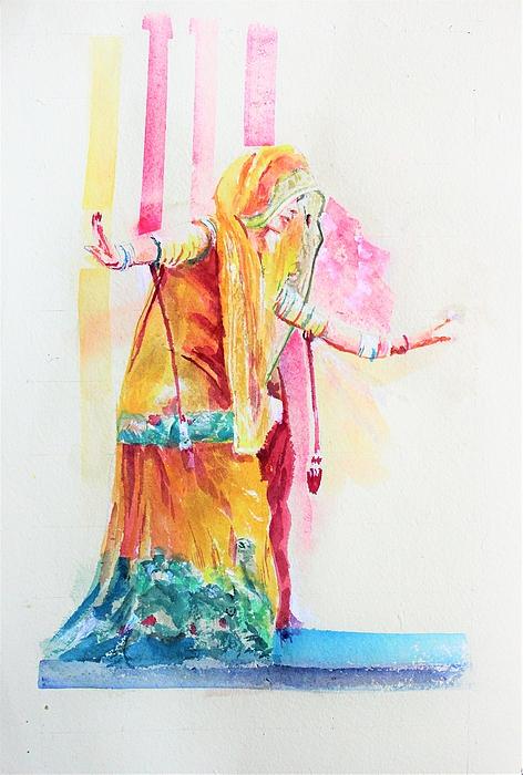Khalid Saeed - Cultural dance