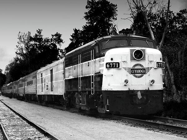 Cuyahoga Valley Line I Photograph