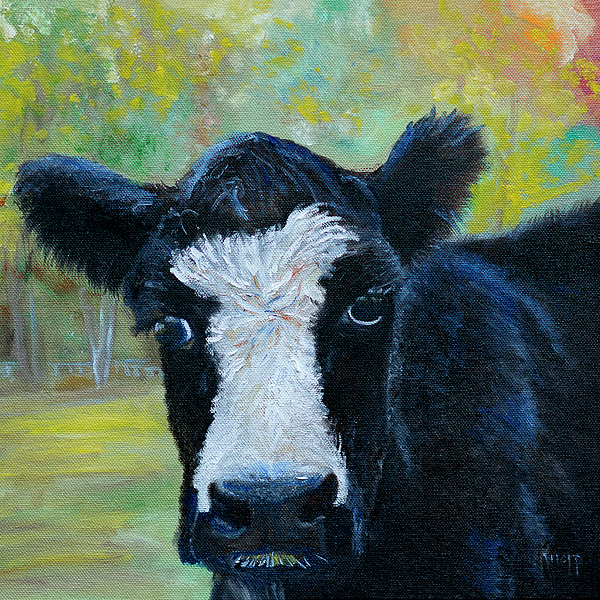 Kathy Knopp - Daisy the Cow