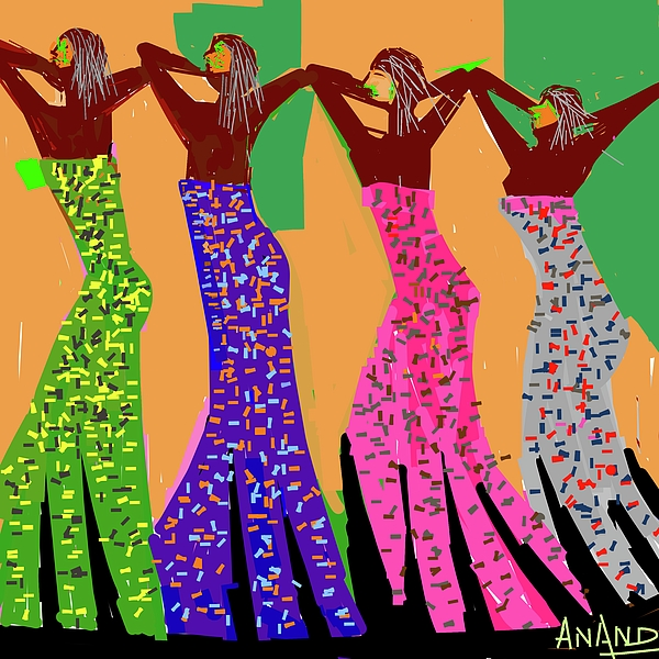 Anand Swaroop Manchiraju - Dance In Colors-4