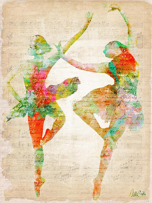 Nikki Smith - Dance With Me