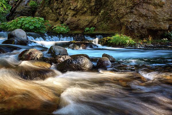 James Eddy - Deer Creek Root Beer Falls