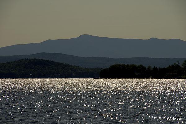 Mark Holden - Diamonds on Lake Champlain