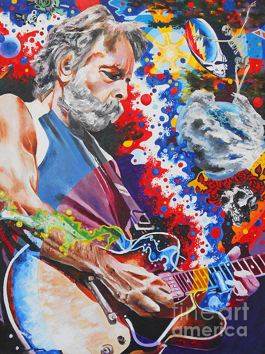 Kevin J Cooper Artwork - Dizzy With Eternity