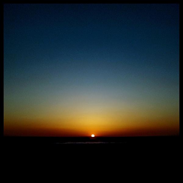 Steve Rosenberger - Dockweiler Sunset