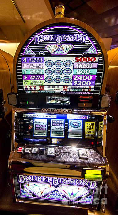double diamonds slot machines